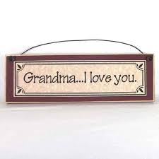 grandparent plaques wood signs made in the usa grandparent