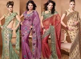 Drape A Sari Saree Draping An Art Or A Technique