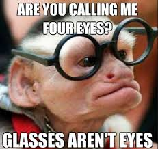 Broken Glasses Meme - 50 memes about wearing glasses that will make you laugh until your