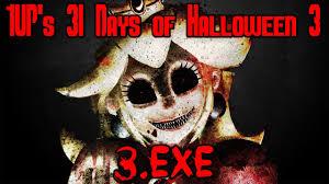 Mask Of Halloween 1up U0027s 31 Days Of Halloween 3 Day 2 3 Exe Youtube