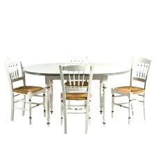 table de cuisine ronde table ronde avec rallonge mrsandman co