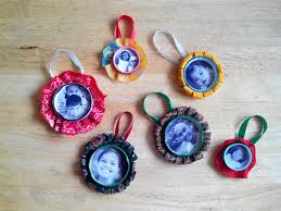 no 6 craft for bottle cap photo frame ornaments
