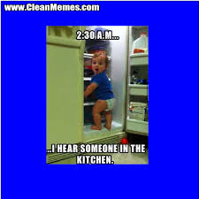 Kitchen Memes - someone in the kitchen clean memes