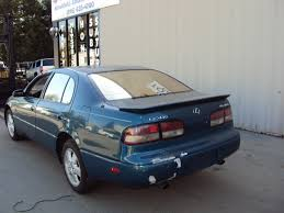 1996 lexus gs300 1996 lexus gs300 4 door sedan 3 0l in line 6 at rwd color green