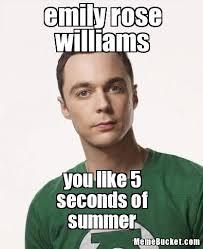 Create Ur Own Meme - emily rose williams create your own meme