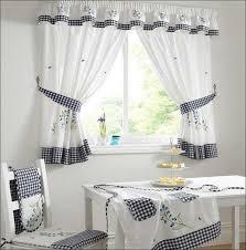 fresh 1950s kitchen curtains taste