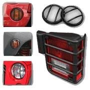 jeep light covers all things jeep light guards and covers