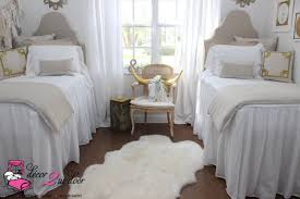 Bedroom Double Bed Vs Queen Bed King Headboards Shabby Chic
