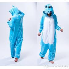 hippo animal onesies for adults fleece onesies pyjamas