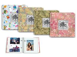 travel photo album 4x6 da 200trp 4x6 tropical photo album 200 pockets