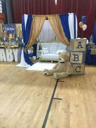 little prince baby shower royal blue and gold royal baby shower