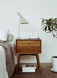 Pink Nightstand Side Table Bedside Table Inspiration French By Design