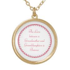 grandmother granddaughter necklace grandmother necklaces lockets zazzle