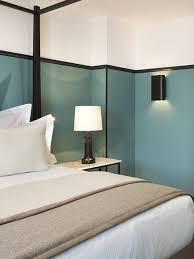 comment peindre une chambre avec 2 couleurs nos astuces en photos pour peindre une pièce en deux couleurs