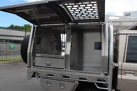 Land Cruiser Aluminium Canopy by Toyota Landcruiser Ford Ranger Mazda Bt50 Vw Amarok Toyota Hilux