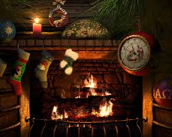 crackling fireplace ugly christmas sweater fireplace design and