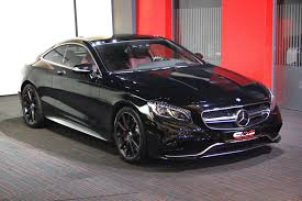 mercedes s63 amg black early mercedes s63 amg coupe for sale in dubai gtspirit