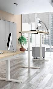 Sit Stand Desk Mount by Office The Standing Desk Standing Desk Solutions Standing Desk
