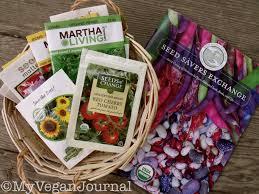 vegan gift basket the dirt on vegan gardening my vegan journal