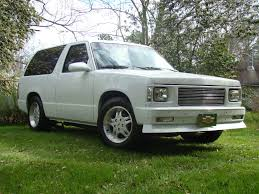 chevrolet s 10 1 9 1984 auto images and specification