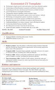 cv tips economist cv template tips and cv plaza