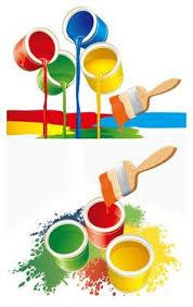 green paint splatter clip art vector clip art online royalty