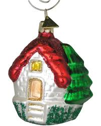 deal alert house with roof ornament
