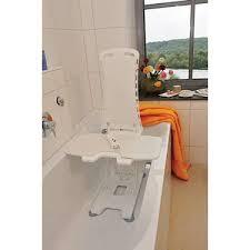 Bathtub Chairs For Seniors Auto Bath Tub Lift Chair By Drive Medical 477200252