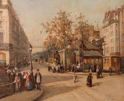 la place pigalle paris alan barnes fine art