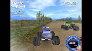 monster truck games kids free