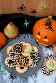 rachel phipps halloween treats homemade halloween party rings