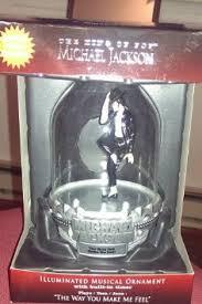 buy michael jackson illuminated musical ornament