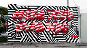 Flag Gif Maker U K Street Artist Insa Creates A Work Of Gif Fiti For Dwyane Wade U0027s N