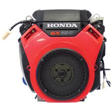 honda 688cc gx series v twin ohv engine with electric start