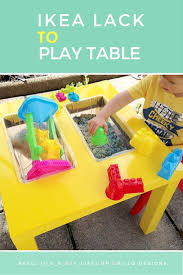Ikea Toddler Table by Ikea Lack To Play Table U2022 Grillo Designs