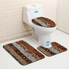 Designer Bathroom Rugs Modern Bathroom Rug Set Promotion Shop For Promotional Modern
