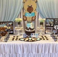 Teddy Bear Centerpieces by Best 88 Baby Shower Images On Pinterest Holidays And Events