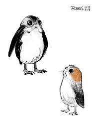 introducing porgs the cute new creatures from star wars the last