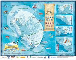 Map Of Yucatan Arrecife Alacranes Scorpion Reef
