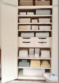 bathroom closet shelving ideas best 25 linen closets ideas on organize a linen
