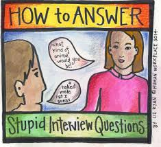 How To Answer Resume Questions How To Answer Stupid Job Interview Questions Pakistan Muslim