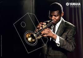 trumpet outdoor advert by scholz friends designer