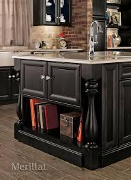 merillat kitchen islands merillat bayville in maple dusk merillat cabinetry