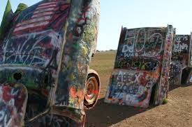 stanley marsh cadillac ranch cadillac ranch colorful homage to the open road best road trip
