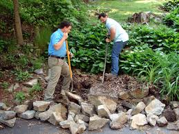 garden wall how to build tiered garden walls how tos diy