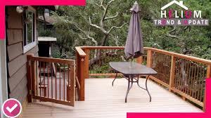 wow 40 stylish wood porch gate ideas that look inredibly fresh