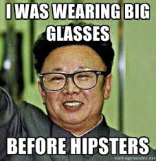 Hipster Glasses Meme - image 168333 hipster glasses know your meme