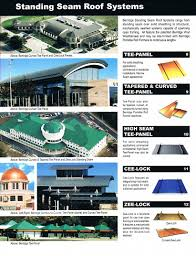 Berridge Metal Roof Colors by Berridge Metal Roof Panels