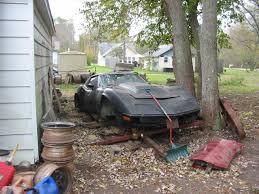 corvette junkyard california 167 best barn finds field cars and garaged corvettes images on