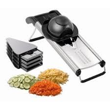 mandoline pour cuisine bartscher mandoline coupe legumes avec 5 inserts pour couper b
